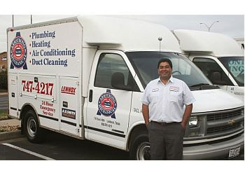 Lubbock plumber Armstrong Mechanical
