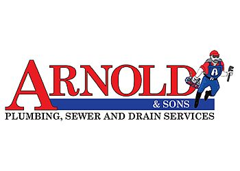 Peoria plumber Arnold & Sons Plumbing, Sewer and Drain, Inc.