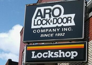 Kenosha locksmith Aro Lock & Door Company Inc.