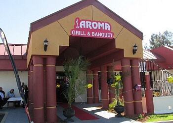 Ontario indian restaurant Aroma Indian Grill & Banquet