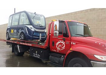Las Vegas towing company Around The Clock Towing