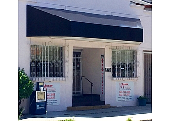 Charleston dry cleaner Arrow Cleaners