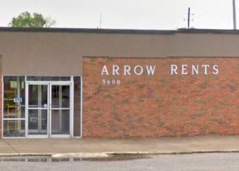 Montgomery rental company  Arrow Rents