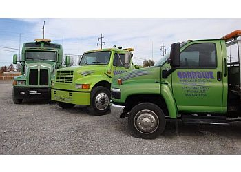 Wichita towing company  Arrow Wrecker Service, Inc.