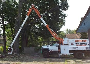 Springfield tree service Arrow Tree Service