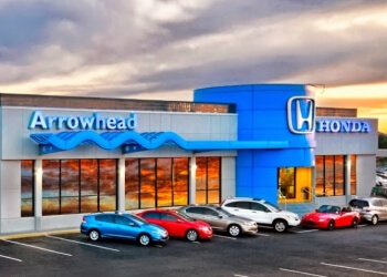 Peoria car dealership Arrowhead Honda