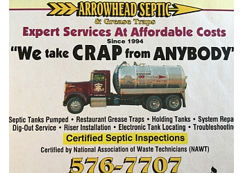 Colorado Springs septic tank service Arrowhead Septic & grease traps
