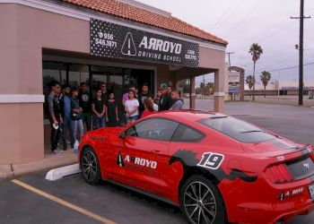 Brownsville driving school Arroyo Driving School
