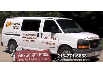 Cleveland carpet cleaner Arslanian Bros