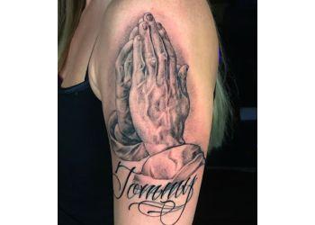 Huntsville tattoo shop Art-I-Facts Tattoo Gallery