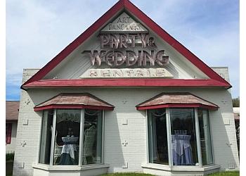 Nashville event rental company Art Pancake's Party & Wedding Rentals