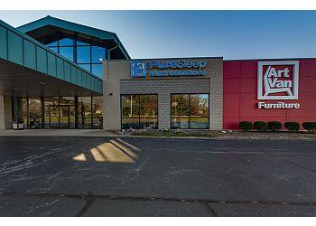Rockford furniture store Art Van Furniture