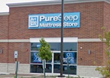 Joliet mattress store Art Van PureSleep
