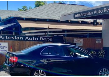 Honolulu car repair shop Artesian auto repair