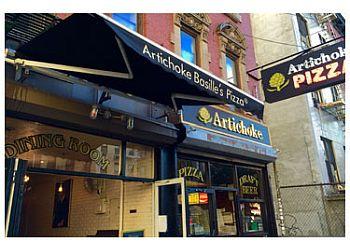 New York pizza place Artichoke Basille's Pizza
