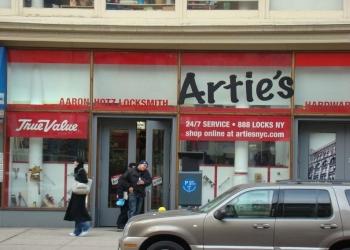 New York 24 hour locksmith Artie's Locksmith
