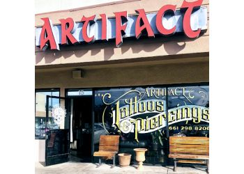 Artifact Tattoo & Body Piercing