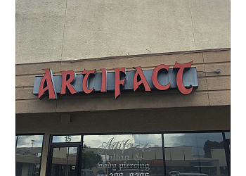 Santa Clarita tattoo shop Artifact Tattoo & Body Piercing