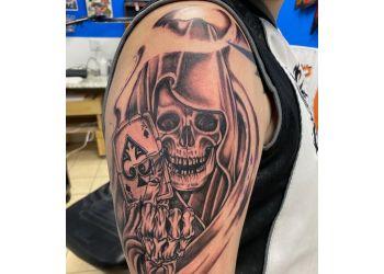 Norfolk tattoo shop Artisan Body Piercing and Tattoo