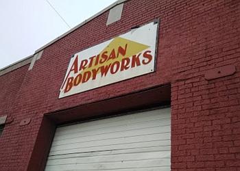 Cleveland auto body shop Artisan Bodyworks