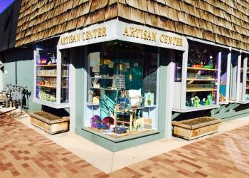 Denver gift shop Artisan Center