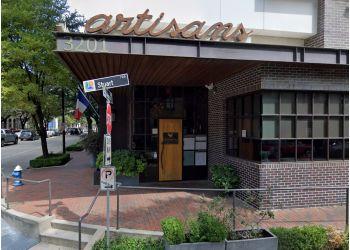 Houston french cuisine Artisans Restaurant