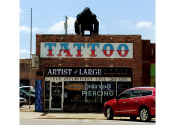 Wichita tattoo shop Artist At Large Tattoo