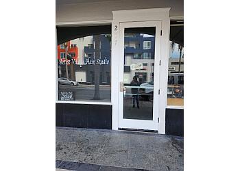 Santa Ana hair salon Artist Village Hair Studio