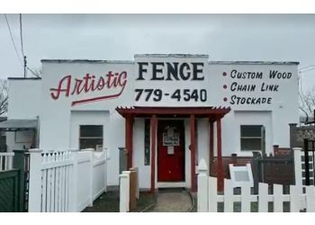 Jersey City fencing contractor Artistic Fence
