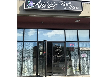 Artistic Nails & Spa