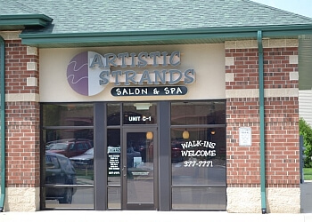 Cedar Rapids hair salon Artistic Strands Salon & Spa