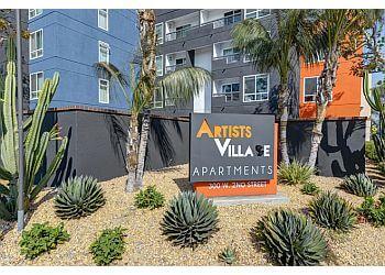 Santa Ana apartments for rent Artists Village Apartments