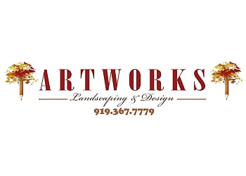 Cary landscaping company Artworks Landscaping & Design