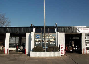Arvada car repair shop Arvada Automotive Center