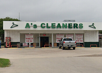 Corpus Christi dry cleaner A's Cleaners