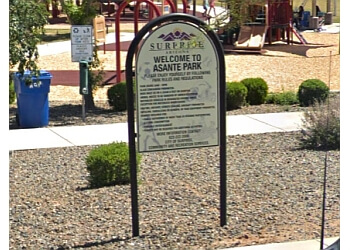 Surprise public park Asante Community Park