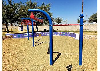 El Paso public park Ascarate Park