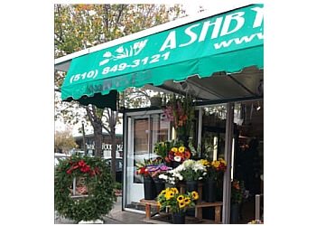 Berkeley florist Ashby Flowers