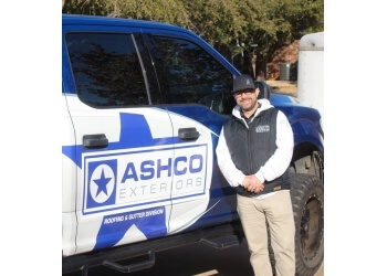 Carrollton roofing contractor Ashco Exteriors