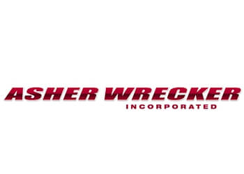 Little Rock towing company Asher Wrecker, Inc.