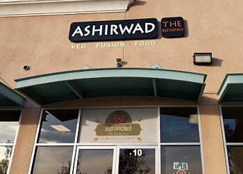 Fontana indian restaurant Ashirwad The Blessings