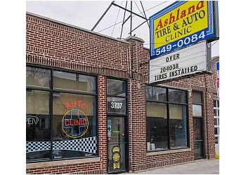 Chicago car repair shop Ashland Tire & Auto