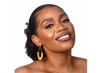 Houston makeup artist Ashley Adams - Moka Beaute Studio