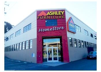 San Francisco furniture store Ashley HomeStore