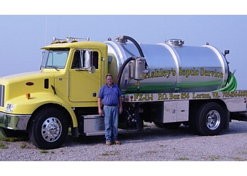 Alexandria septic tank service Ashley's Septic Service, LLC