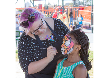 Norfolk face painting Ashley the Face Painter
