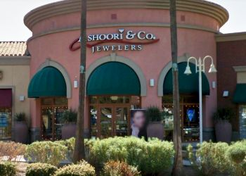 Visalia jewelry Ashoori & Co Jewelers