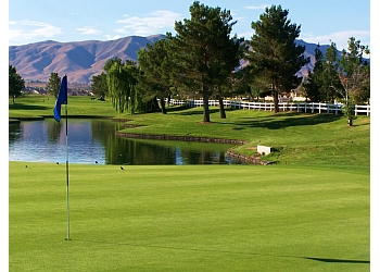 Victorville golf course Ashwood Golf Course