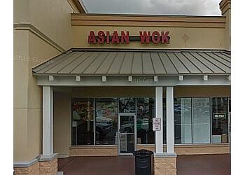 St Petersburg chinese restaurant Asian Wok