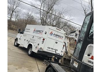 Naperville plumber Aspect Plumbing & Heating, Inc.